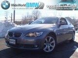2010 Space Gray Metallic BMW 3 Series 335i xDrive Coupe #44734913