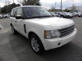 2007 Chawton White Land Rover Range Rover HSE #44735880