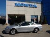 2002 Satin Silver Metallic Honda Accord EX Coupe #44735215