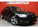 2011 Jet Black BMW 3 Series 328i Coupe #44735904