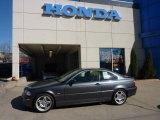 2002 Steel Grey Metallic BMW 3 Series 330i Coupe #44735219