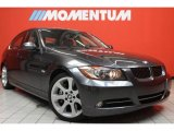 2008 Sparkling Graphite Metallic BMW 3 Series 335i Sedan #44735905