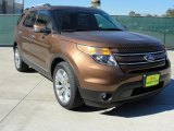 2011 Golden Bronze Metallic Ford Explorer Limited #44735528