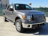 2011 Sterling Grey Metallic Ford F150 Texas Edition SuperCrew 4x4 #44735529