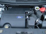 2011 Ford Explorer Limited 3.5 Liter DOHC 24-Valve TiVCT V6 Engine