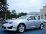 2011 Ingot Silver Metallic Ford Fusion SE #44735253
