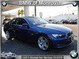 2008 Montego Blue Metallic BMW 3 Series 335i Coupe #44735539