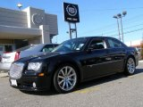 2008 Brilliant Black Crystal Pearl Chrysler 300 C SRT8 #44736599