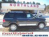 2011 Tuxedo Black Metallic Lincoln Navigator 4x4 #44735363