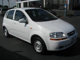 2004 Chevrolet Aveo Special Value Hatchback Data, Info and Specs