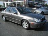 2002 Hyundai Sonata LX V6 Data, Info and Specs