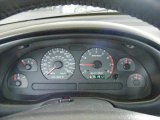 2000 Ford Mustang GT Coupe Gauges
