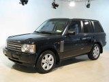 2003 Land Rover Range Rover Adriatic Blue Metallic