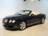 2007 Bentley Continental GTC Dark Sapphire