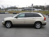 2004 Linen Gold Metallic Chrysler Pacifica AWD #44804657