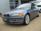 2001 Steel Blue Metallic BMW 3 Series 330i Sedan #44804961