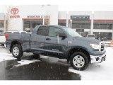 2010 Slate Gray Metallic Toyota Tundra Double Cab 4x4 #44803993
