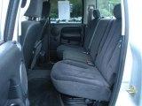 2004 Dodge Ram 3500 SLT Quad Cab 4x4 Dually Dark Slate Gray Interior