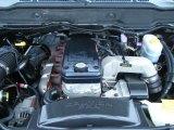2004 Dodge Ram 3500 SLT Quad Cab 4x4 Dually 5.9 Liter OHV 24-Valve Cummins Turbo Diesel Inline 6 Cylinder Engine