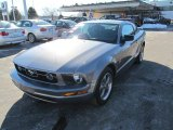 2006 Tungsten Grey Metallic Ford Mustang V6 Premium Coupe #44804988