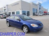 2007 Laser Blue Metallic Chevrolet Cobalt LS Sedan #44804009
