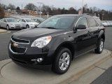 2011 Black Granite Metallic Chevrolet Equinox LT #44805746