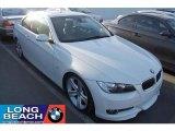 2008 Alpine White BMW 3 Series 335i Coupe #44805241
