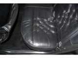 1991 Cadillac Seville Interiors