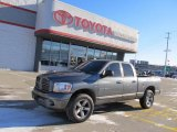 2006 Mineral Gray Metallic Dodge Ram 1500 Sport Quad Cab 4x4 #44805061