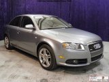 2008 Quartz Grey Metallic Audi A4 2.0T quattro S-Line Sedan #44805252