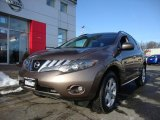 2009 Nissan Murano Tinted Bronze Metallic