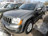 2008 Mineral Gray Metallic Jeep Grand Cherokee Laredo 4x4 #44805774
