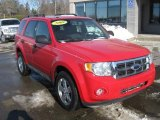 2009 Torch Red Ford Escape XLT V6 #44805291