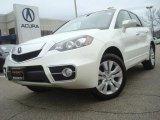 2010 White Diamond Pearl Acura RDX Technology #44804578