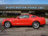2011 Race Red Ford Mustang V6 Premium Coupe #44805305