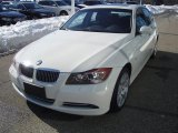 2008 Alpine White BMW 3 Series 335xi Sedan #44805117