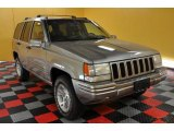 1998 Bright Platinum Jeep Grand Cherokee Limited 4x4 #44805516