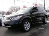2007 Super Black Nissan Murano S AWD #44806187