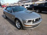 2009 Ford Mustang GT Premium Convertible Data, Info and Specs