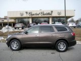 2008 Cocoa Metallic Buick Enclave CX AWD #44866278
