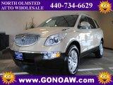 2008 Gold Mist Metallic Buick Enclave CX #44865333