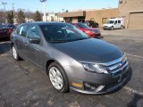 2011 Sterling Grey Metallic Ford Fusion SE #44866332