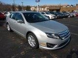 2011 Ingot Silver Metallic Ford Fusion SE #44866334