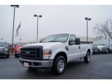2008 Ford F250 Super Duty XL Regular Cab Data, Info and Specs
