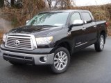 2011 Black Toyota Tundra Platinum CrewMax 4x4 #44866696
