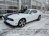2011 Bright White Dodge Challenger SRT8 392 Inaugural Edition #44865937
