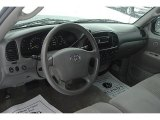 2003 Toyota Tundra SR5 Access Cab Gray Interior