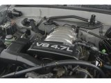 2003 Toyota Tundra SR5 Access Cab 4.7 Liter DOHC 32-Valve V8 Engine
