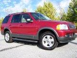 2003 Redfire Metallic Ford Explorer XLT #44866845