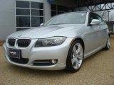 2009 Titanium Silver Metallic BMW 3 Series 335i Sedan #44866255
